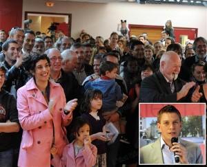 Mathieu Klein à la mairie de Nancy : c'est parti ! (L'Est Républicain)