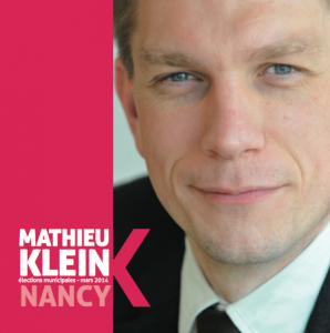 Un nouveau projet pour Nancy : rassemblement autour de Mathieu Klein