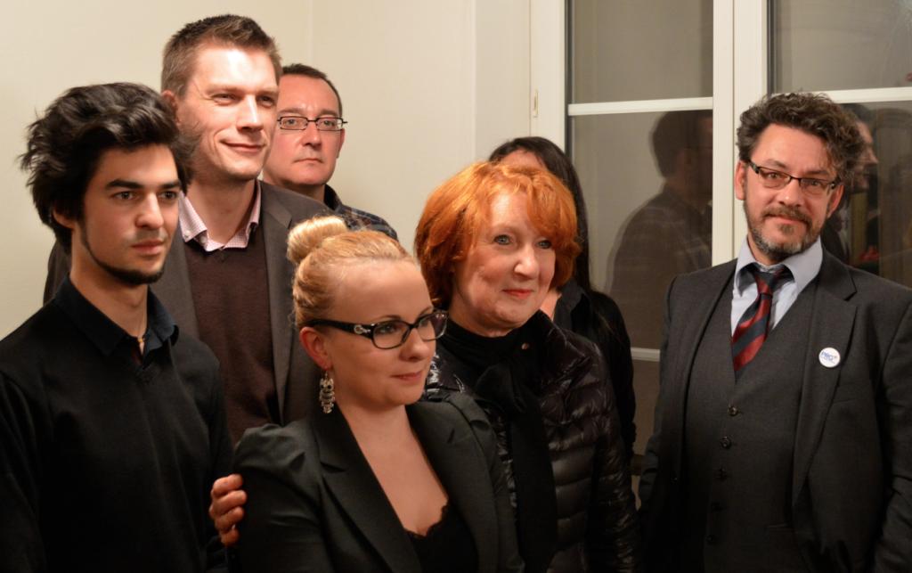 MathieuKlein2014 - Partis Politiques soutenant sa candidature