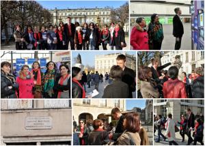 Journée internationale des droits des femmes à Nancy