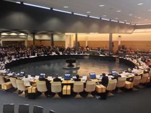 Discours de Mathieu Klein à l'élection à la présidence du conseil départemental de Meurthe et Moselle