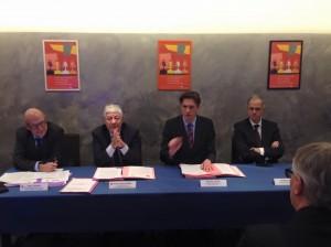 Signature de trois conventions importantes avec le directeur général de la Caisse des Dépôts et Consignation