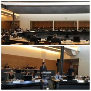 Discours d'ouverture de la session budgétaire 2016