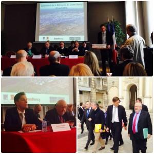Lancement de la métropole du Grand Nancy avec Jean-Michel Baylet
