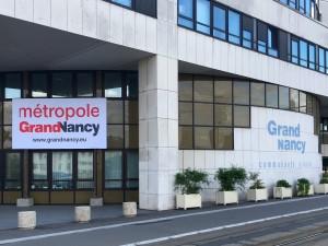 Séance d'installation du conseil métropolitain du Grand Nancy