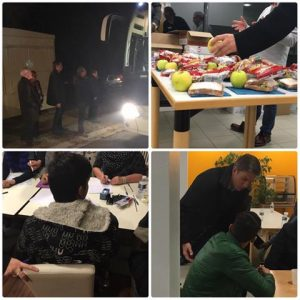 40 mineurs non accompagnés en provenance de Calais au CAOMI de Sion