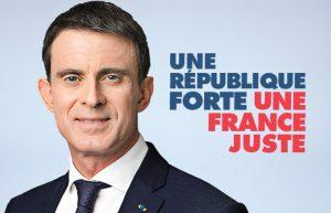 Les 22 et 29 janvier, votez Manuel Valls !