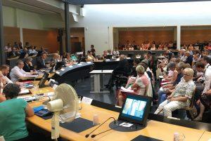 Discours d'ouverture de la session du conseil départemental de Meurthe-et-Moselle