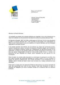 Contrats aidés : ma lettre au Premier Ministre