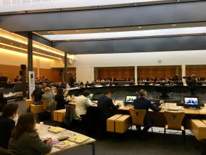 Discours d'ouverture de la session du conseil départemental de Meurthe-et-Moselle du 25 septembre 2017