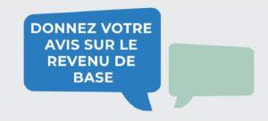 Revenu de base : lancement de la consultation en ligne